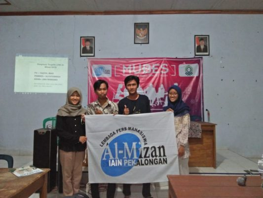 Musyaawarah Besar LPM Al-Mizan
